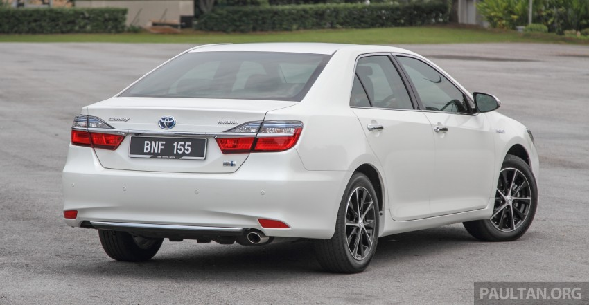GALLERY: 2015 Toyota Camry – 2.0G or 2.5 Hybrid? Image #337889