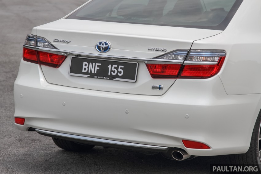 GALLERY: 2015 Toyota Camry – 2.0G or 2.5 Hybrid? Image #337891
