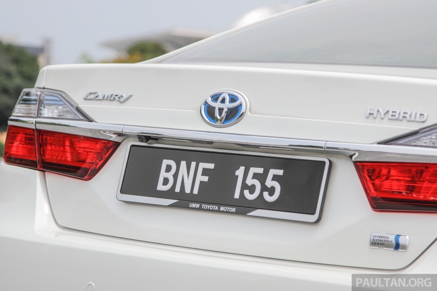 GALLERY: 2015 Toyota Camry – 2.0G or 2.5 Hybrid? Image #337894