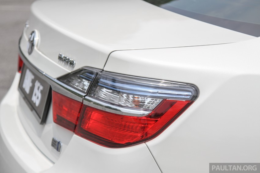 GALLERY: 2015 Toyota Camry – 2.0G or 2.5 Hybrid? Image #337896