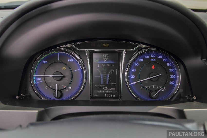 GALLERY: 2015 Toyota Camry – 2.0G or 2.5 Hybrid? Image #337899