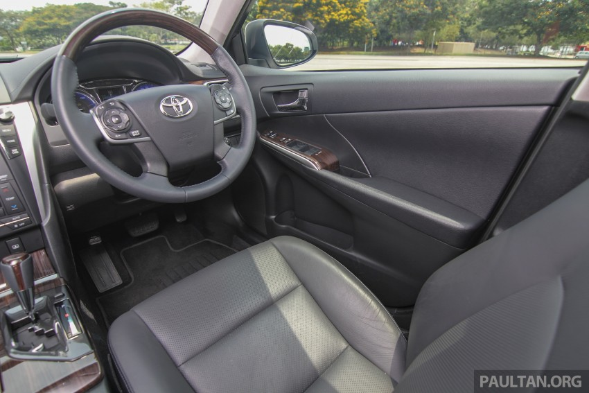 GALLERY: 2015 Toyota Camry – 2.0G or 2.5 Hybrid? Image #337924