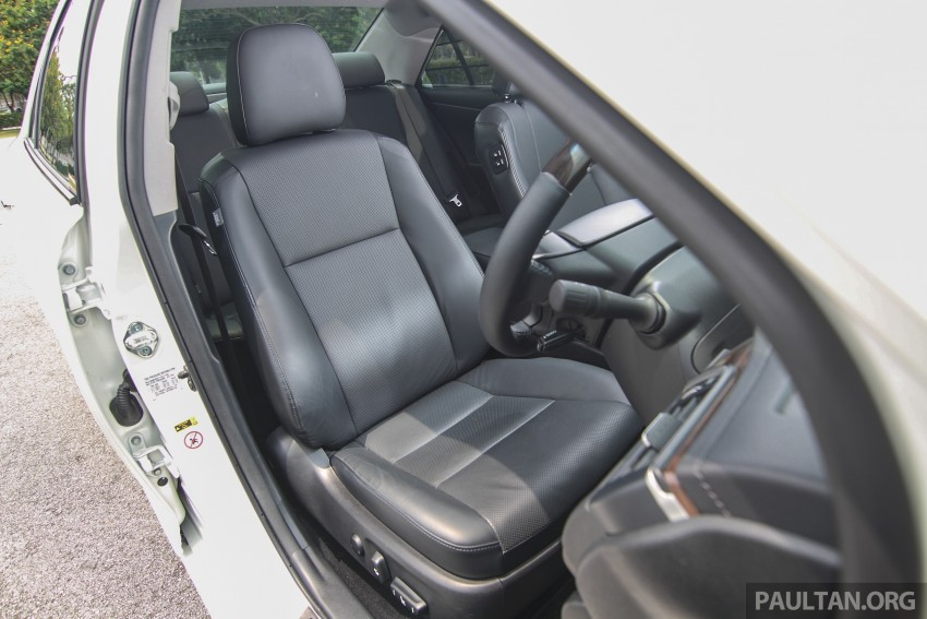 GALLERY: 2015 Toyota Camry – 2.0G or 2.5 Hybrid? Image #337925