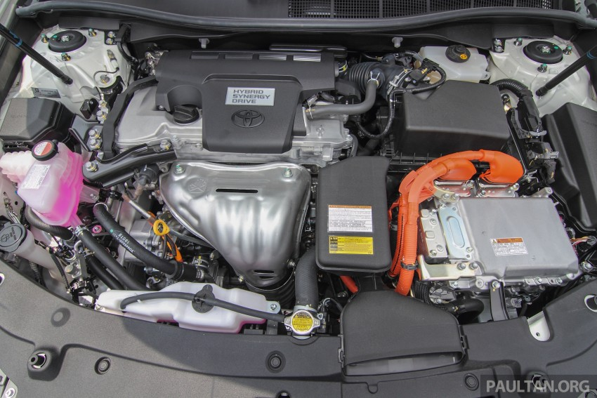 GALLERY: 2015 Toyota Camry – 2.0G or 2.5 Hybrid? Image #337929