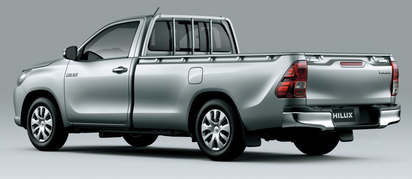 2016 Toyota Hilux – eighth-gen officially unveiled Image #341627