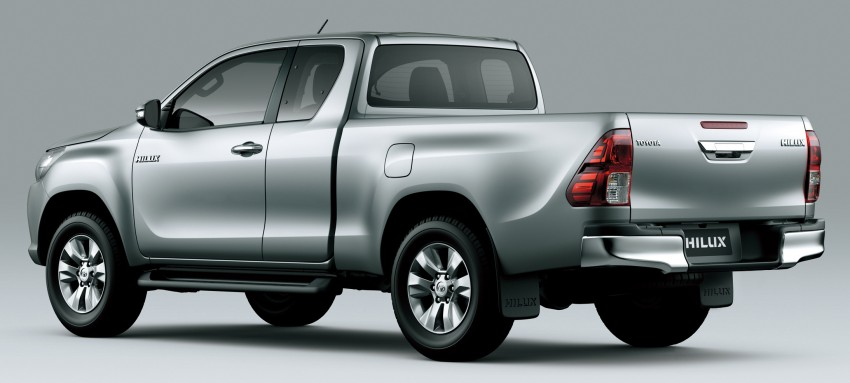 2016 Toyota Hilux – eighth-gen officially unveiled Image #341629