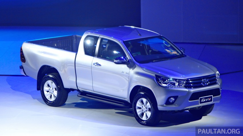 GALLERY: 2016 Toyota Hilux – Thai launch live photos Image #341960