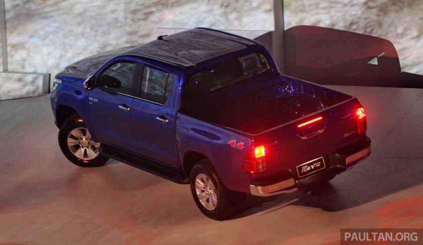 GALLERY: 2016 Toyota Hilux – Thai launch live photos Image #341961