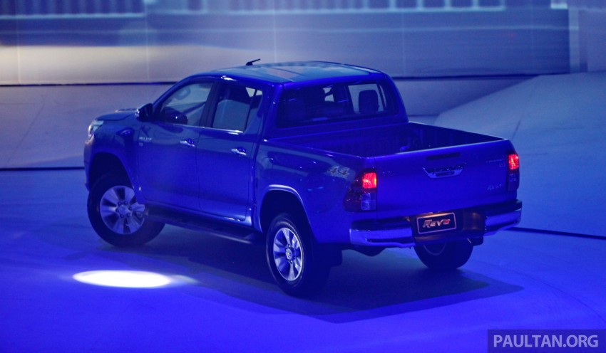 GALLERY: 2016 Toyota Hilux – Thai launch live photos Image #341964