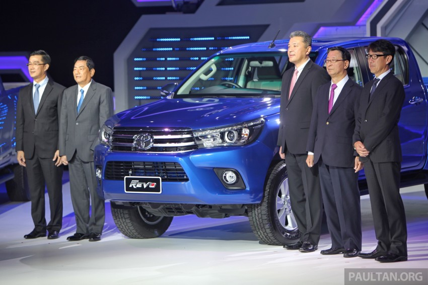 GALLERY: 2016 Toyota Hilux – Thai launch live photos Image #341965