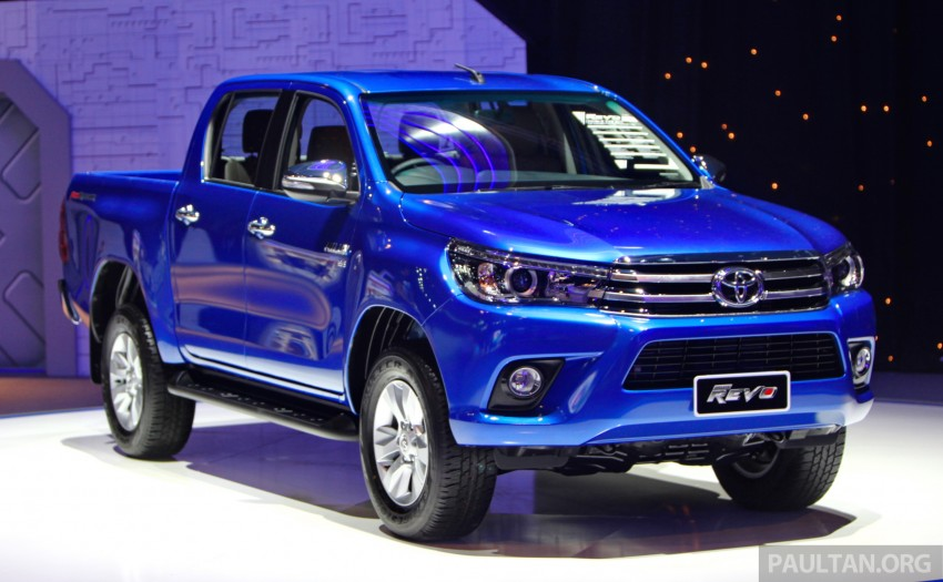GALLERY: 2016 Toyota Hilux – Thai launch live photos Image #341966