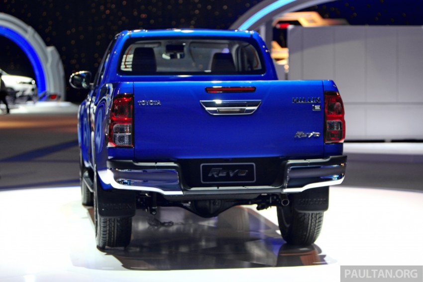 GALLERY: 2016 Toyota Hilux – Thai launch live photos Image #341967