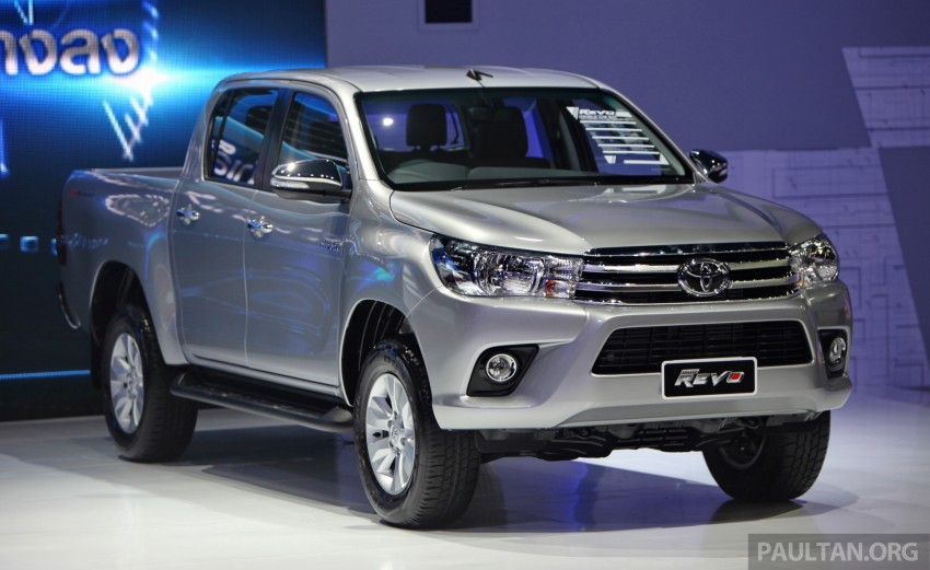 GALLERY: 2016 Toyota Hilux – Thai launch live photos Image #341973