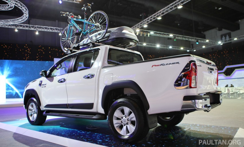 GALLERY: 2016 Toyota Hilux – Thai launch live photos Image #341975