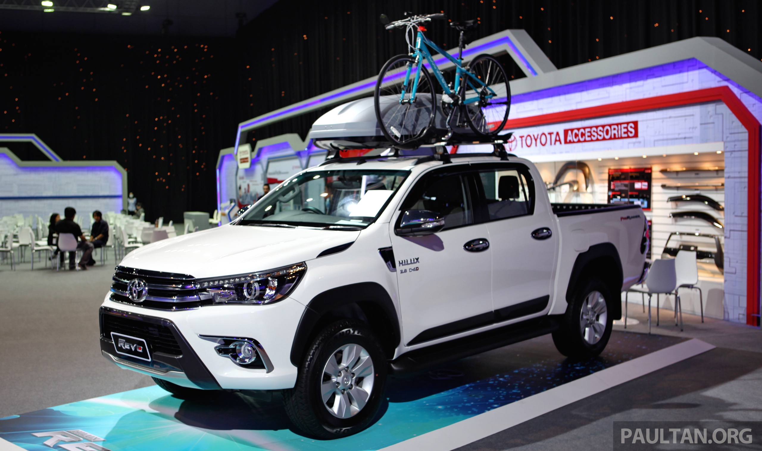 Toyota Hilux 2018 Japon >> GALLERY: 2016 Toyota Hilux – Thai launch live photos Image 341976