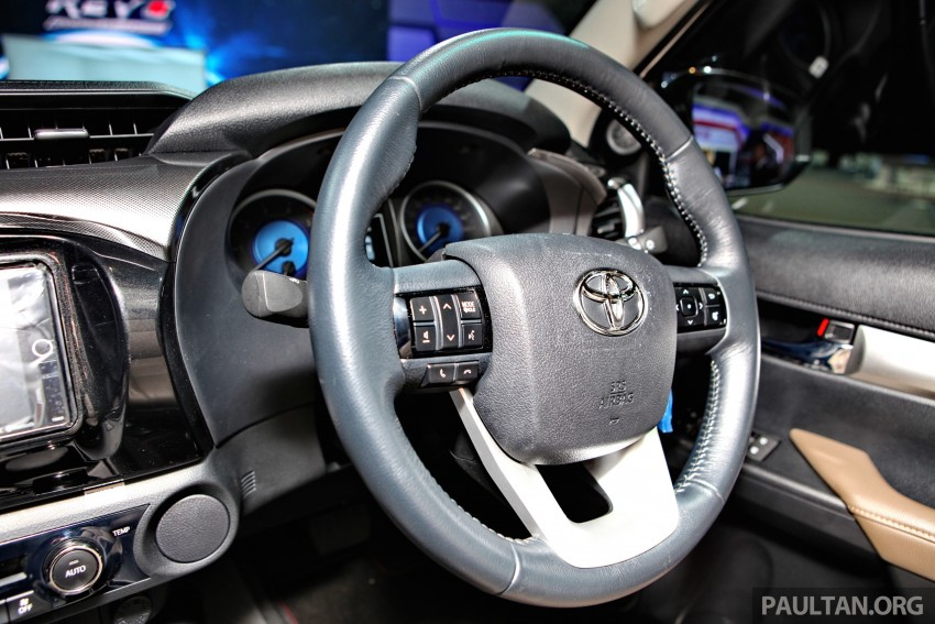 GALLERY: 2016 Toyota Hilux – Thai launch live photos Image #341989