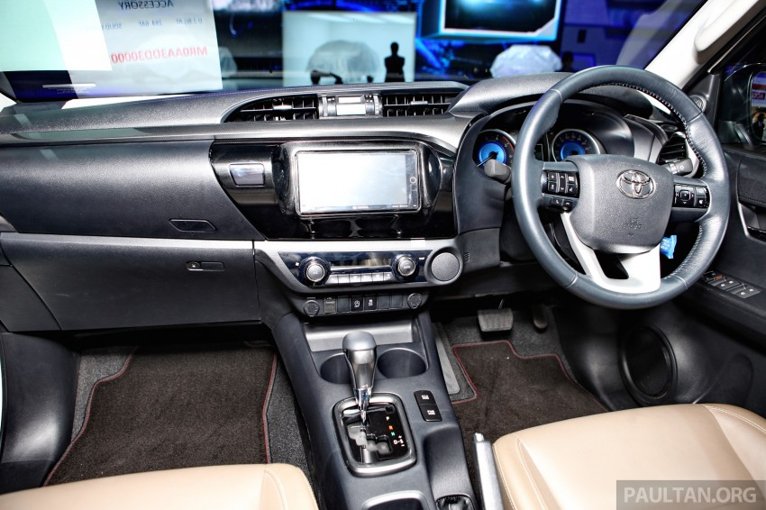 GALLERY: 2016 Toyota Hilux – Thai launch live photos Image #341998