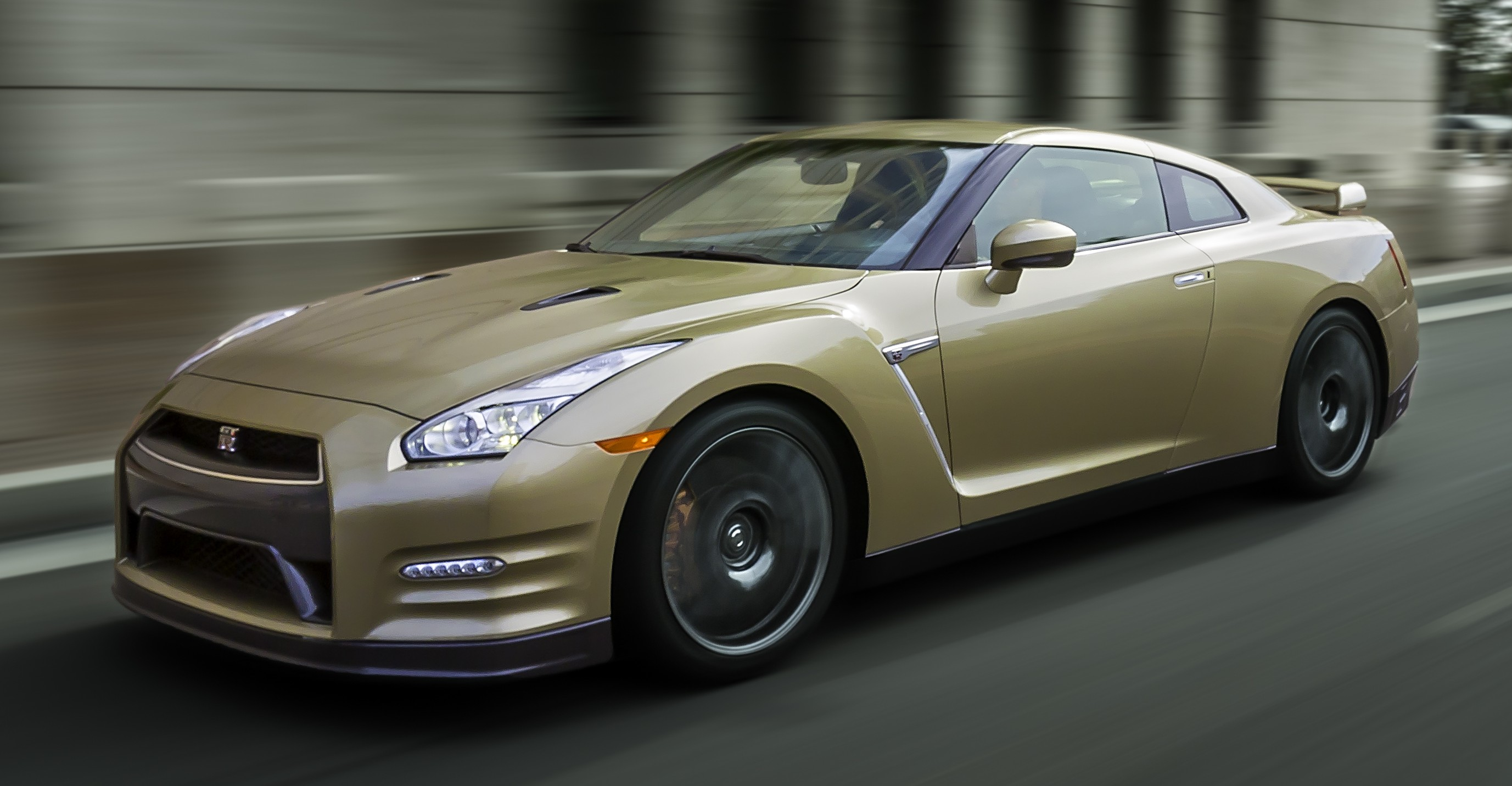 2018 Nissan Gt R >> GALLERY: Nissan GT-R 45th Anniversary Gold Edition Image 335100