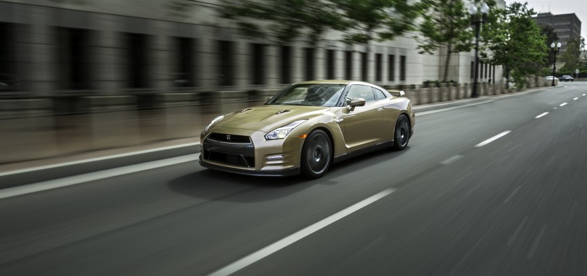 GALLERY: Nissan GT-R 45th Anniversary Gold Edition Image #335101