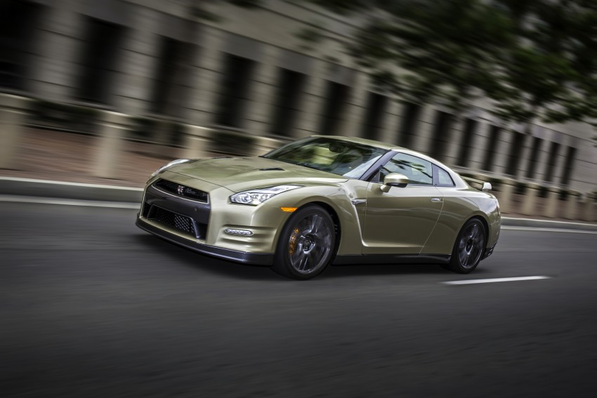GALLERY: Nissan GT-R 45th Anniversary Gold Edition Image #335103