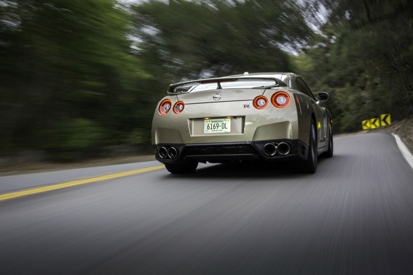 GALLERY: Nissan GT-R 45th Anniversary Gold Edition Image #335106