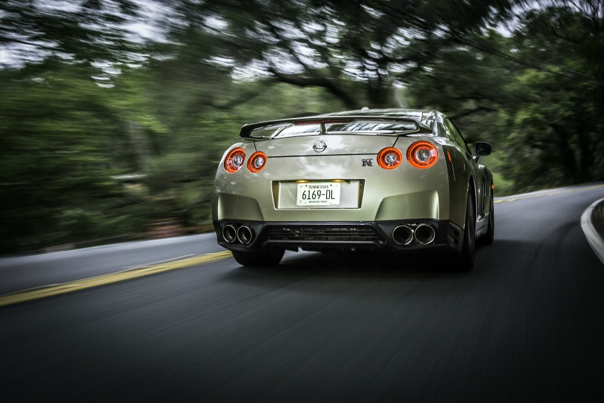 GALLERY: Nissan GT-R 45th Anniversary Gold Edition Image #335107