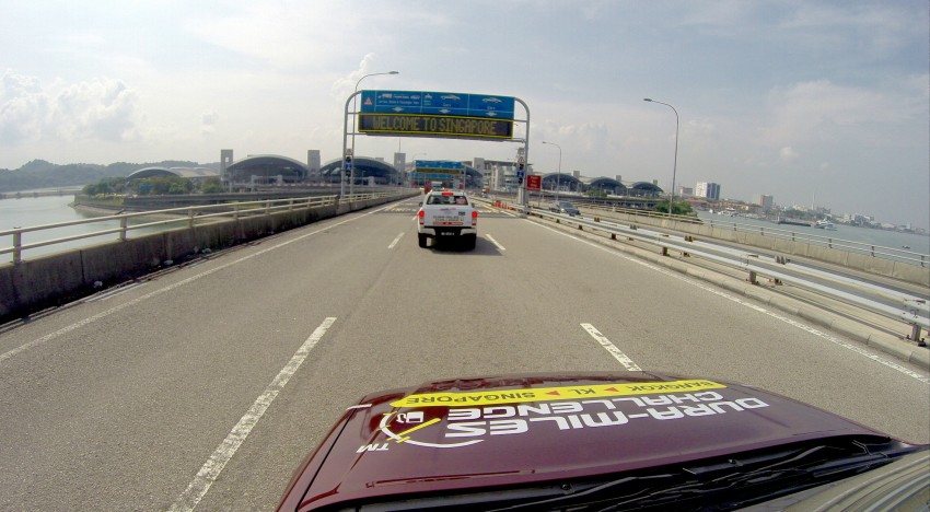 Isuzu D-MAX – Thailand to Singapore in a single tank! Image #334912