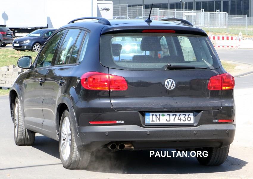 SPYSHOTS: Audi Q1 hiding under VW Tiguan body! Image #337863