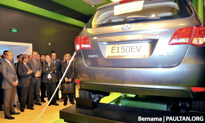 BAIC to make Malaysia an EV hub for ASEAN – report Image #339588