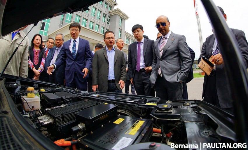 BAIC to make Malaysia an EV hub for ASEAN – report Image #339589