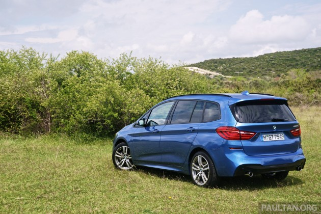 BMW 2 Series Gran Tourer 10