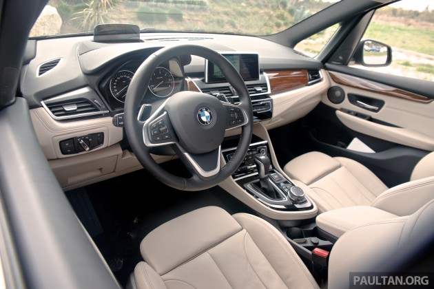 BMW 2 Series Gran Tourer 31