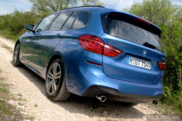 BMW 2 Series Gran Tourer 4