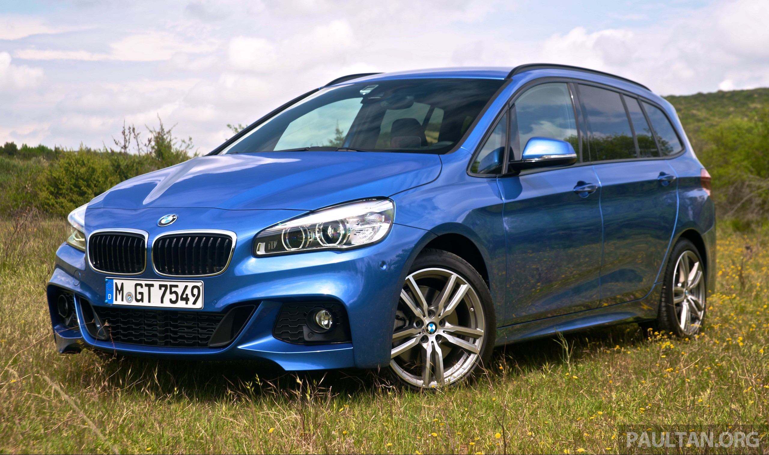 DRIVEN: F46 BMW 2 Series Gran Tourer in Croatia Paul Tan ...