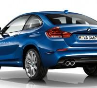 BMW X2 Rear Theo