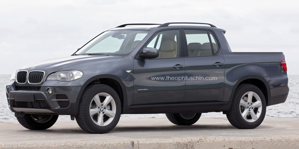 Bmw Says It Will Quot Definitely Not Quot Make A Pick Up Truck