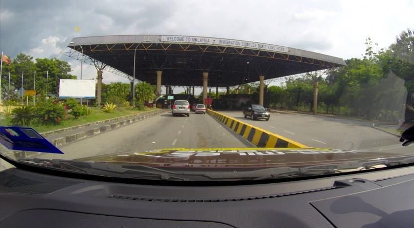 Isuzu D-MAX – Thailand to Singapore in a single tank! Image #334913
