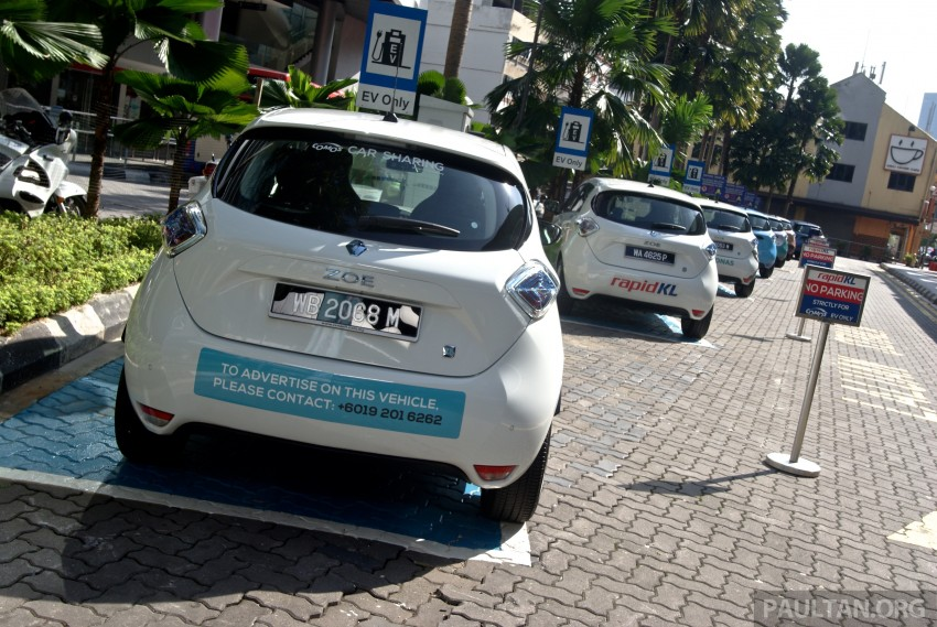 COMOS EV car-sharing service launched: 10 locations in Klang Valley, 1st year membership promo at RM50 Image #344761