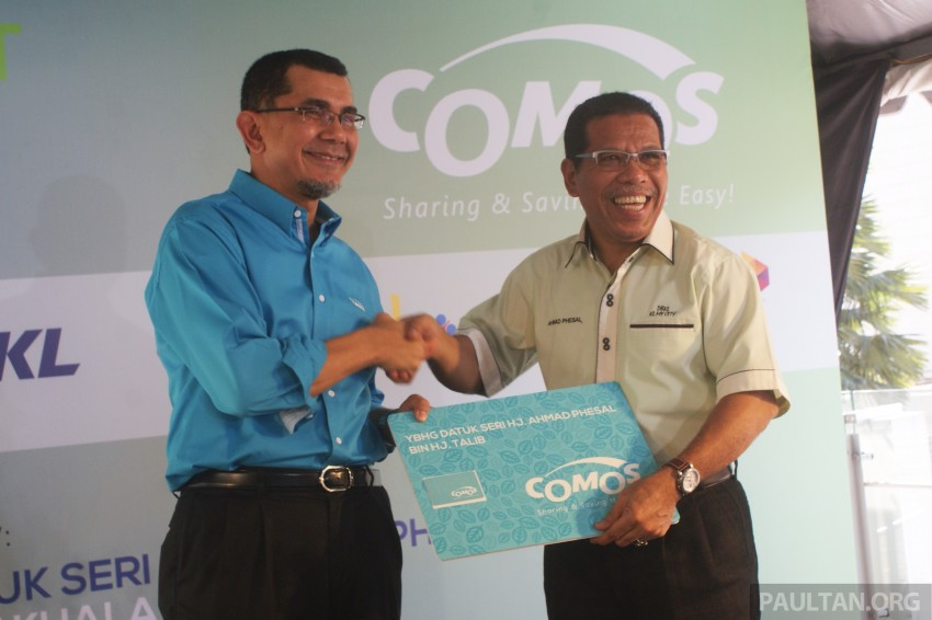 COMOS EV car-sharing service launched: 10 locations in Klang Valley, 1st year membership promo at RM50 Image #344767