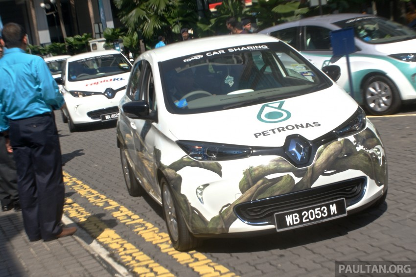 COMOS EV car-sharing service launched: 10 locations in Klang Valley, 1st year membership promo at RM50 Image #344769