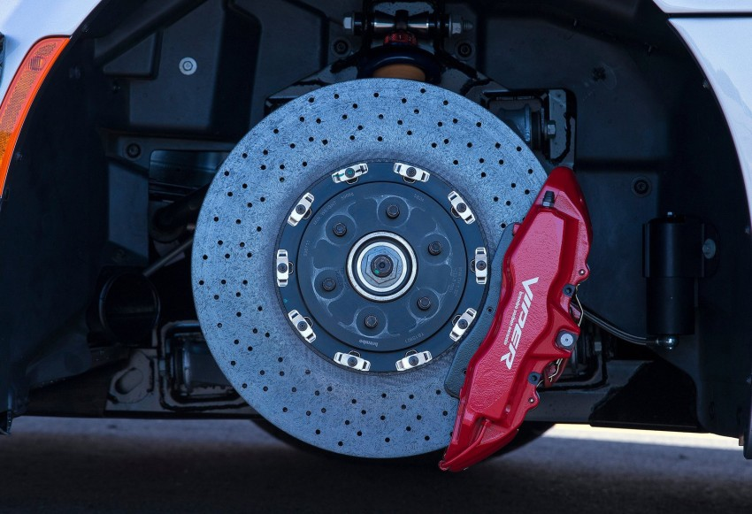 2016 Dodge Viper ACR – fastest street-legal Viper ever Image #337612