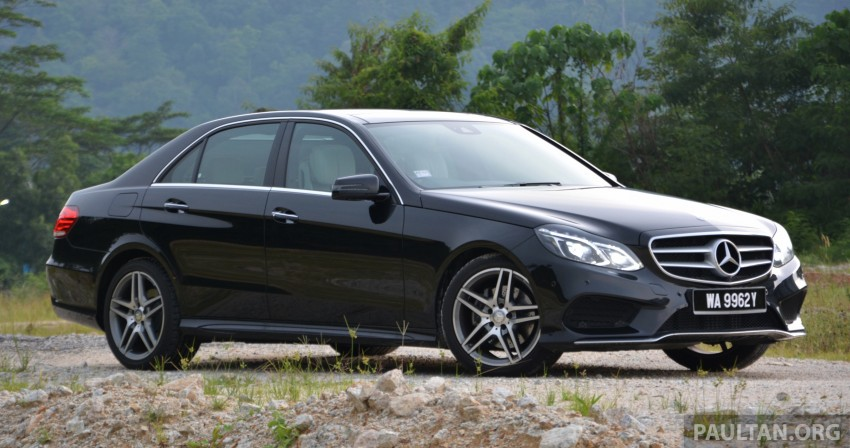 DRIVEN: W212 Mercedes-Benz E 300 BlueTEC Hybrid – 1,500 km from KL to Bangkok on a single tank of diesel Image #334780
