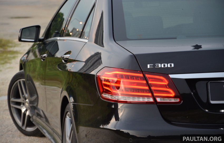 DRIVEN: W212 Mercedes-Benz E 300 BlueTEC Hybrid – 1,500 km from KL to Bangkok on a single tank of diesel Image #334790