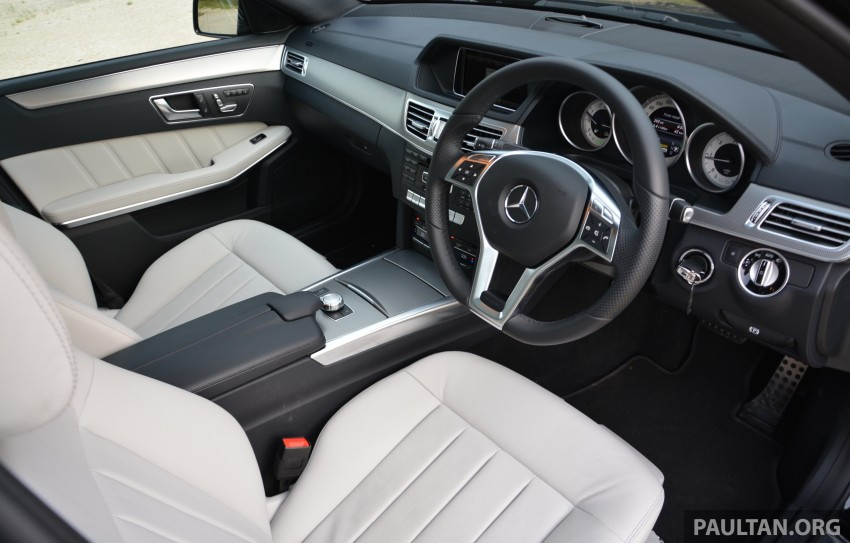 DRIVEN: W212 Mercedes-Benz E 300 BlueTEC Hybrid – 1,500 km from KL to Bangkok on a single tank of diesel Image #334791