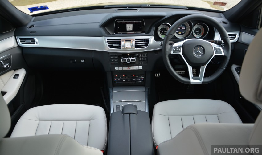DRIVEN: W212 Mercedes-Benz E 300 BlueTEC Hybrid – 1,500 km from KL to Bangkok on a single tank of diesel Image #334792
