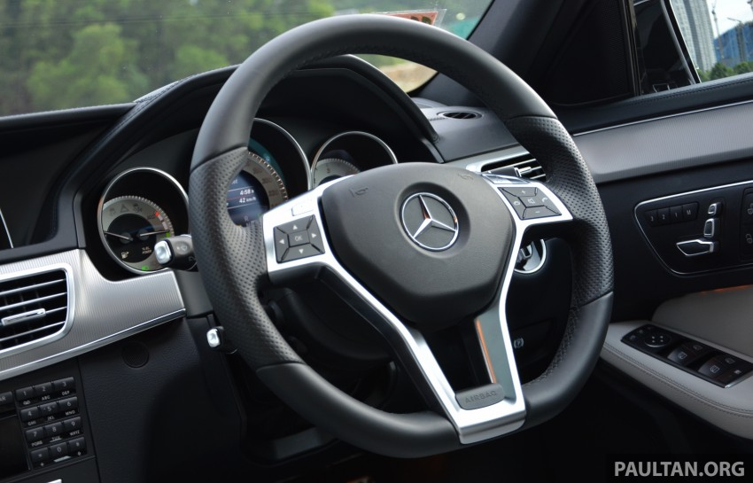 DRIVEN: W212 Mercedes-Benz E 300 BlueTEC Hybrid – 1,500 km from KL to Bangkok on a single tank of diesel Image #334802