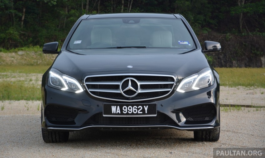 DRIVEN: W212 Mercedes-Benz E 300 BlueTEC Hybrid – 1,500 km from KL to Bangkok on a single tank of diesel Image #334782