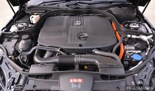 E 300 Bluetec Hybrid 37