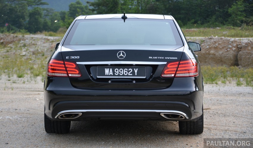 DRIVEN: W212 Mercedes-Benz E 300 BlueTEC Hybrid – 1,500 km from KL to Bangkok on a single tank of diesel Image #334783