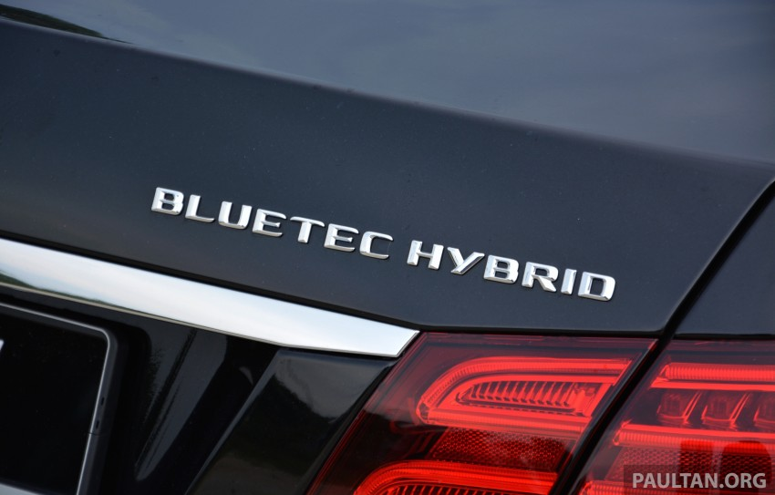DRIVEN: W212 Mercedes-Benz E 300 BlueTEC Hybrid – 1,500 km from KL to Bangkok on a single tank of diesel Image #334819